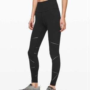 Lululemon Wunder Under Tights-Ray